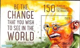 Curacao Netherlands Antilles 2019 Mahatma Gandhi Miniature Sheet MNH - Mahatma Gandhi