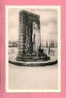 C.P. Jumet = Monument  De La SERMA - Charleroi