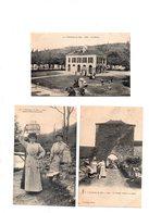 Gan. (environs De Pau). Lot De 7 CPA.1904. - Other Municipalities