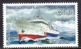 TAAF - 2011 - Navire Osiris ** - Neufs