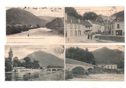 Louvie-Juzon. Lot De 8 CPA.1904. - Autres Communes