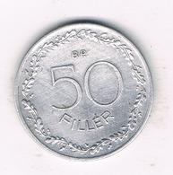 50 FILLER 1953 HONGARIJE/1045/ - Hongrie