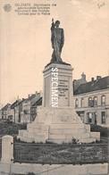 Standbeeld Der Gesneulvelde  Soldaten - Zelzate - Zelzate