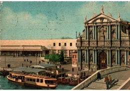 Venezia - Stazione S. Lucia (gare De Ste Lucie) Vaporetto - Edizione De Demo - Venezia (Venice)