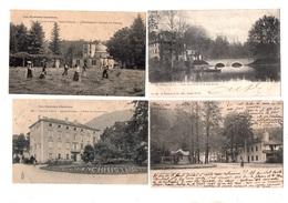 Saint-Christau. Lot De 11 CPA.1905. - Autres Communes