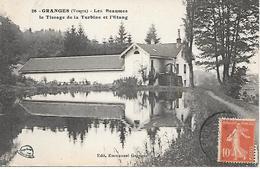 12 / 31    88    Granges Sur Vologne     Ie Tissage De La Turbine - Granges Sur Vologne