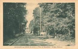 91 Morsang Sur Orge Parc De Beausejour Avenue Beausite - Morsang Sur Orge
