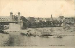 42 SAINT RAMBRET - LES BARQUES LE GRAND PORT - Saint Just Saint Rambert