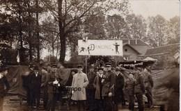 CP Photo : Fête De SIDI BRAHIM - Le Dancing - 1er BCP ( Wissenbourg ) - 1925 - Guerre, Militaire