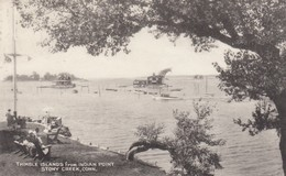 STONY CREEK , Conn. , 1951 ; Thimble Islands - Estados Unidos