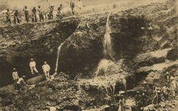 Indonesia, SUMATRA SAWAHLUNTO, Coal Miners, Mining (1911) Postcard - Indonesia