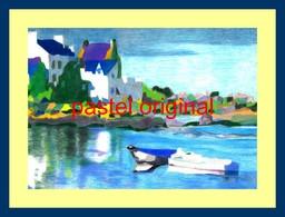 Lesconil - Pastel