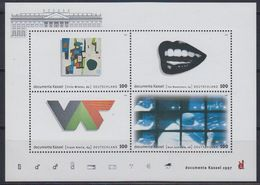 Germany 1997 Dokumenta Kassel M/s ** Mnh (46138) - [7] West-Duitsland