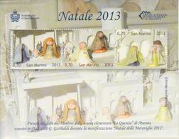 San Marino 2013 Correo 2364 MH Navidad 2013 - MH  **/MNH - San Marino