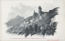 PEYRELADE - Vallée Du Tarn - Route De Millau à Peyrelage - France