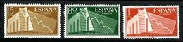 España Nº 1196/98 En Nuevo. Cat.13€ - 1931-Aujourd'hui: II. République - ....Juan Carlos I