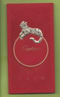 CHINOIS * RED POCKET * CARTIER - Cartoline Profumate