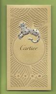 CHINOIS * GOLD POKET  * CARTIER - Cartoline Profumate