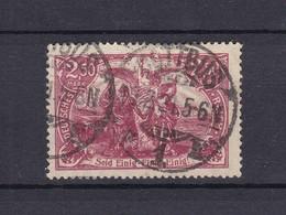 Deutsches Reich - 1920 - Michel Nr. 115 B  - BPP Geprüft - Gest. - Deutschland