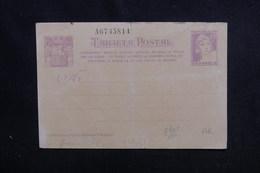 ESPAGNE - Entier Postal Période Guerre Civile Non Circulé - L 52583 - 1931-....