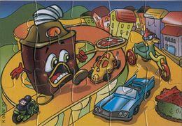 Puzzle K04 N 90 + Bpz - Puzzles
