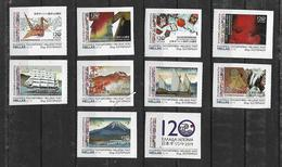 GREECE 2019 Special Edition 120 Years Diplomatic Relatioship Greece-Japan, Booklet Of 10 Self-adhesive Stamps UNUSED LUX - Greece