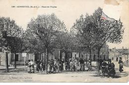 12 / 31    49    Genneteil    Place De L'église    (état)       (animations) - Autres Communes