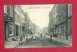 C.P. Jumet-Brûlotte =  La  Grande  Rue - Charleroi