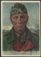 1940 Germany DR Rommel Panzerdivision Spende Für Die VDA Schulsammlung W.Willrich - Briefe U. Dokumente