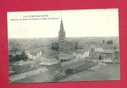 C.P. Jumet-Brûlotte =  Panoram  Du  Bassin  De Charleroi Et  Eglise De Gohyssart - Charleroi