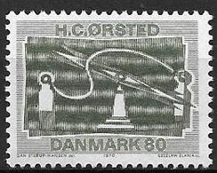 Danemark 1970 N° 506 Neuf** électromagnétisme - Denmark