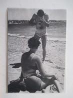 Théme Appareil Photo & Camera -  Scène De Photographie à La Plage - Ancienne Coupure De Presse 1938 - Photography