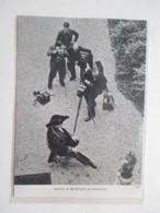 Théme Appareil Photo & Camera -  Scène De Photographie à L'académie Française  - Ancienne Coupure De Presse 1938 - Photography