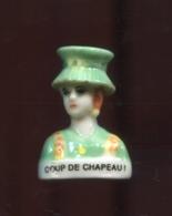Feve A L Unite Coup De Chapeau I N9 / 0.8p15d9 - Charms