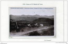 63 - ROCHEFORT- MONTAGNE - Villages De Gioux Et St.Martin De Tours - Autres Communes
