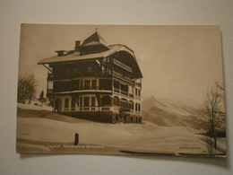 Suisse. Leysin, Sanatorium Quisisana. Cachet Prisonniers De Guerre (8482) - VD Vaud