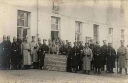RPCP :  Kelmis Grenze - La Frontière De La Calamine - Soldats Allemands 1915, Photo Of Old Postcard, 2 Scans - Orte