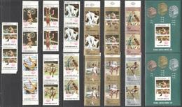 D785 !! IMPERF,PERF 1976 CUBA SPORT OLYMPIC GAMES MONTREAL WINNERS !!! 2BL+ 4SET MNH - Ete 1976: Montréal