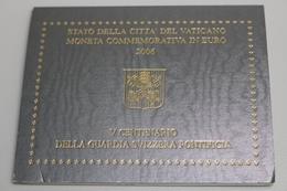 Vatikan, 2 Euro Schweizer Garde Im Folder, 2006, Stempelglanz / Bu - Vatikan