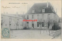 Montmorillon - La Mairie - 1904 - Montmorillon