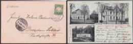 Wunsiedel Gruß Aus Alexandersbad Im Fichtelgebirge 1994, Hotel Weber, Logierhaus Badehaus - Wunsiedel