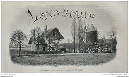 1901 LONGCHAMPS GRAND PRIX DE PARIS - CHANTILLY - EXPOSITION CANINE - FROU FROU ET LE GRAND PRIX - Journaux - Quotidiens