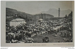 1901 LE TOUR DU MONT BLANC EN VOITURE -  JOUR DE FOIRE MEGÈVE - LOCOMOTION AERIENNE - SANTOS DUMONT  - MARATHON - Journaux - Quotidiens
