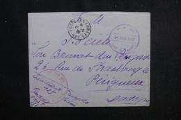 MAROC - Enveloppe En FM Du SP 431 ( Tindouf ) Pour La France En 1938 - L 52637 - Maroc (1891-1956)