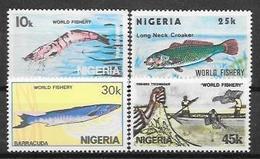 Nigeria N° 429/32 YVERT NEUF ** - Nigeria (1961-...)