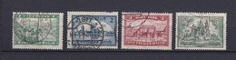 Deutsches Reich - 1924/27 - Michel Nr. 364/367 - Gest. - 35 Euro - Deutschland