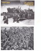 DEBARQUEMENT DE NORMANDIE   20 CARTES - Postcards