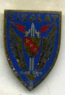 Insigne CISALAT,centre D Instruction Spécialité ALAT___drago - Armée De L'air