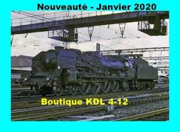 ACACF 630 - Loco Mountain 241 P En Gare - LE MANS - Sarthe - SNCF - Le Mans