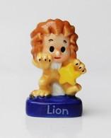 Fève Zodiaque Lion  - Dd - Geluksbrengers